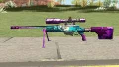 SFPH Playpark (Ghost TAC50) para GTA San Andreas