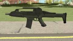 XM8 Compact V2 Green para GTA San Andreas