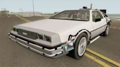 DeLorean DMC-12 (Back To The Future) para GTA San Andreas