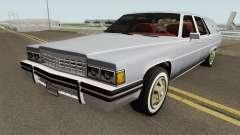 Cadillac Fleetwood Hearse (Romero Style) v1 1985 para GTA San Andreas