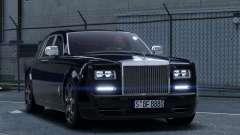 2014 Rolls-Royce Phantom (Add-on) 1.1 para GTA 5