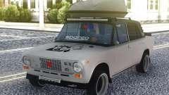 VAZ 2101 Nuevo Estilo de Viaje para GTA San Andreas
