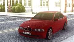 BMW 525i 5-Speed 2003 para GTA San Andreas