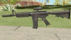 Assault Rifle GTA Online para GTA San Andreas