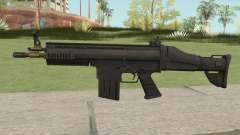 Battlefield 3 SCAR-H para GTA San Andreas