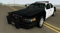Ford Crown Victoria Police Interceptor MQ para GTA San Andreas