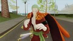 Roronoa Zoro V1 (One Piece Pirate Warrior 3) para GTA San Andreas