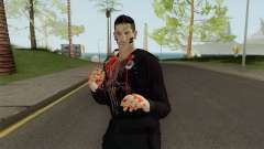 The Punisher V2 (Blood Retextured) para GTA San Andreas