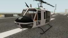 Bell UH-1 Huey United Nations