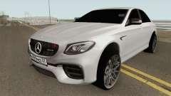 Mercedes-Benz E63S AMG