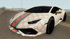 Lamborghini Huracan 2014 (Gucci Style)