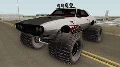 Pontiac Firebird Off Road Shark 1968 para GTA San Andreas