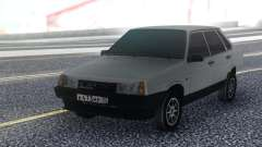 VAZ 21099 Sin Parachoques para GTA San Andreas
