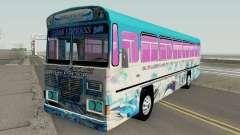Ishan Express Bus