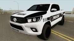 Toyota Hilux POLICIJA BiH