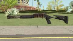 Benelli M4 SEALs Desert  Camo para GTA San Andreas