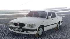 GAZ 3110 Volga Viejo modelo