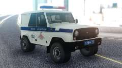 UAZ Hunter VAI para GTA San Andreas