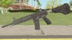 HK-416 Assault Rifle V2 para GTA San Andreas