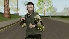Skin Random 139 (Outfit Military) para GTA San Andreas