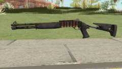 Benelli M4 SEALs Jungle Camo para GTA San Andreas