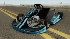 Shifter Kart 125CC HQ para GTA San Andreas