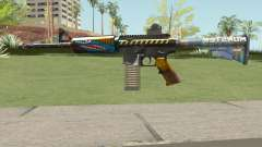M4 (Monster Skin) para GTA San Andreas