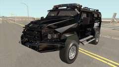 NFS MW 2012 SWAT Van