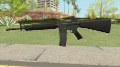 M16A2 Default Design (Ext Mag) para GTA San Andreas