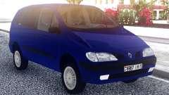 Renault Megane 1.4-16V para GTA San Andreas