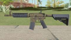 CS-GO M4A4 Tornado para GTA San Andreas