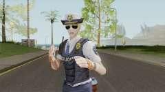 Special Force (SFPH) Police Eid para GTA San Andreas