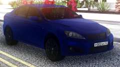 Lexus IS-F Stock para GTA San Andreas