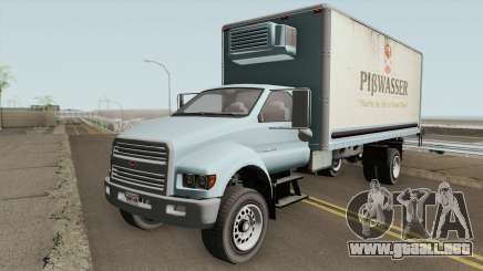 Vapid Yankee 2nd (Short Body) GTA V para GTA San Andreas