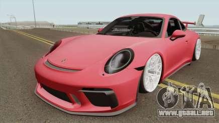 Porsche 911 4.0 2019 para GTA San Andreas