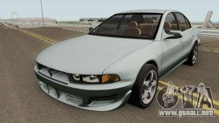 Mitsubishi Galant MQ para GTA San Andreas