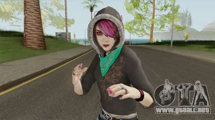 Sis From Alpha Protocol para GTA San Andreas