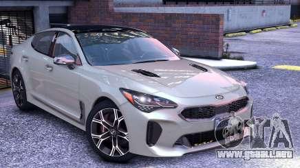 2018 Kia Stinger GT para GTA 5