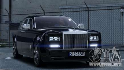 2014 Rolls-Royce Phantom (Add-on) 1.1 para GTA 5