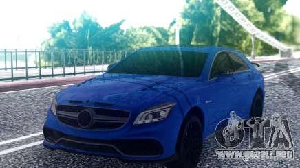 Mercedes-Benz CLS63 Sport para GTA San Andreas