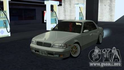 Nissan Laurel GC34 para GTA San Andreas
