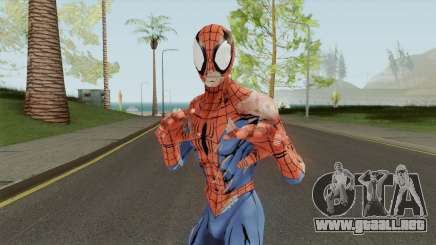 Spider-Man Unlimited - Spider-Man Battle Damage para GTA San Andreas