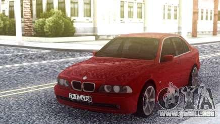 BMW 525i 5-Speed 2003 para GTA San Andreas