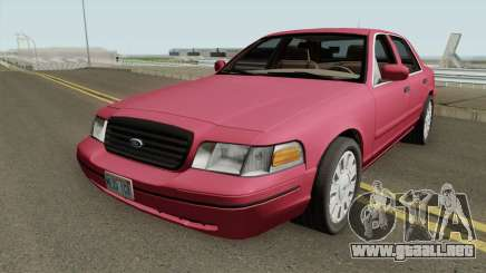 Ford Crown Victoria Civil para GTA San Andreas