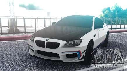 BMW M6 Carbon para GTA San Andreas