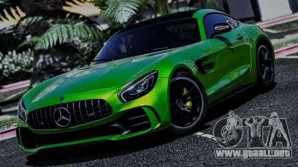 Mercedes-Benz AMG GT R 2017 para GTA 5