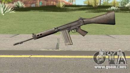 Insurgency MIC FN-FAL para GTA San Andreas