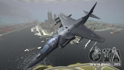 Boeing AV-8B Harrier II Plus para GTA San Andreas