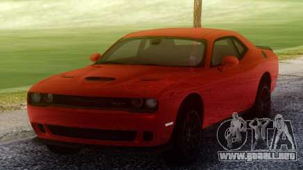 Dodge Hellcat Stock para GTA San Andreas
