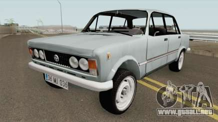 Fiat 125P Turkish para GTA San Andreas